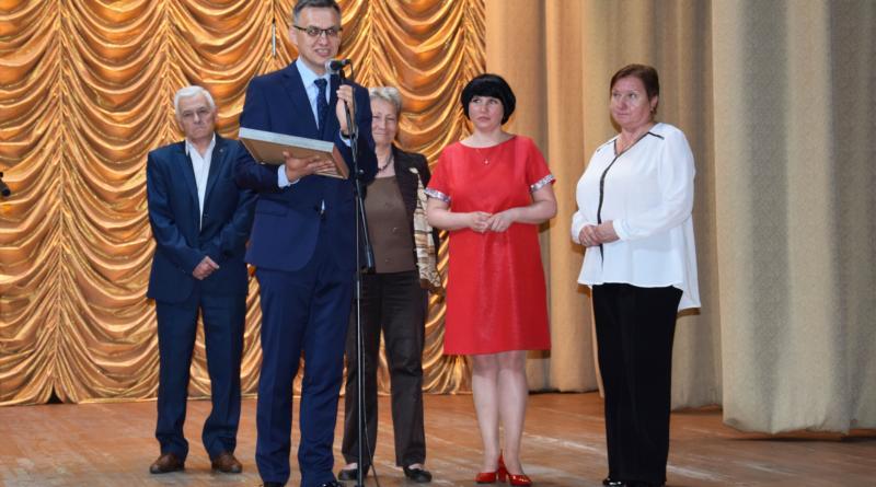 Святкування 20-ї річниці заснування Польського Дому в Житомирі