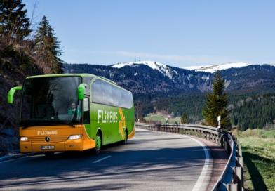 Крупнейший европейский автобусный лоукостер FlixBus заходит в Украину