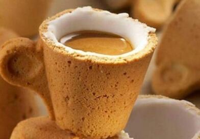 Головна кавова компанія в Італії LAVAZZA буде пропонувати каву в їстівних чашках