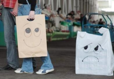 В Литве ввели административную ответственность за использование пластиковых пакетов